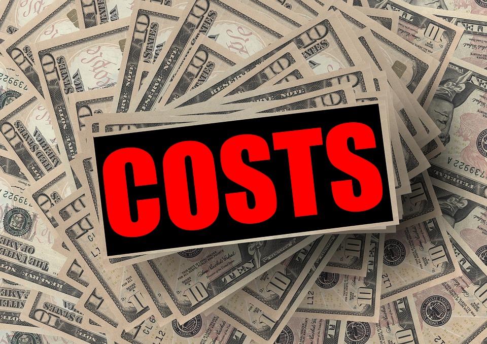 Probate costs