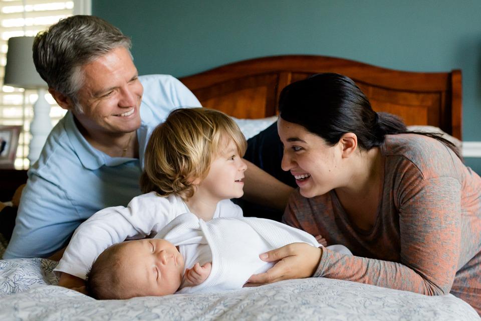 California inheritance laws and children